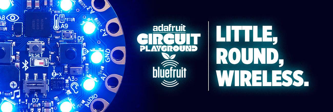 CPX Bluefruit Alpha
