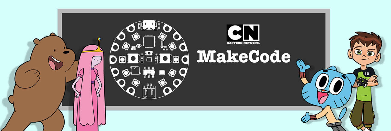 MakeCode Cartoon Network
