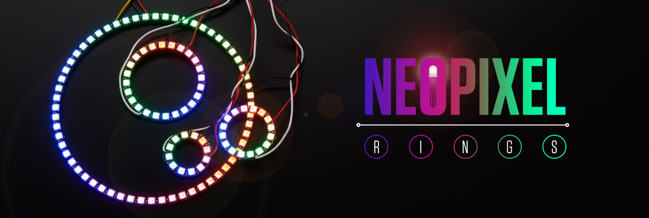 NeoPixel Rings