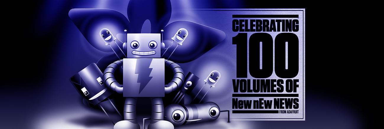 100 Volumes New