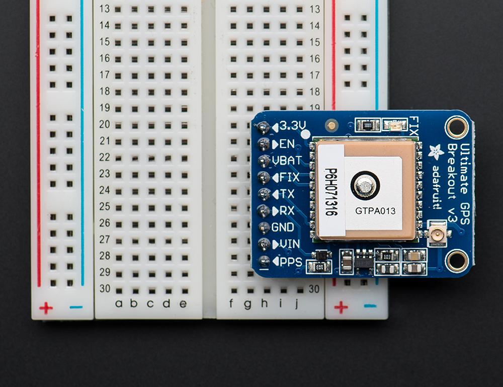 Adafruit Ultimate GPS Breakout Board | Mbed