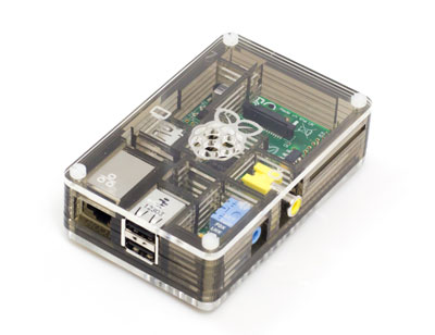 Ninja Pibow - Enclosure for Raspberry Pi Model B Computers