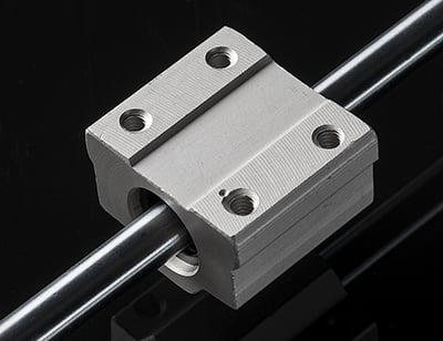 Linear Bearing Platform (Small) - 8mm Diameter