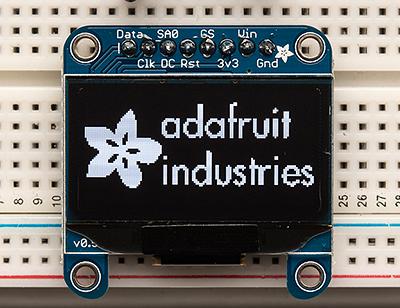Arduino adafruit ssd1306 library download