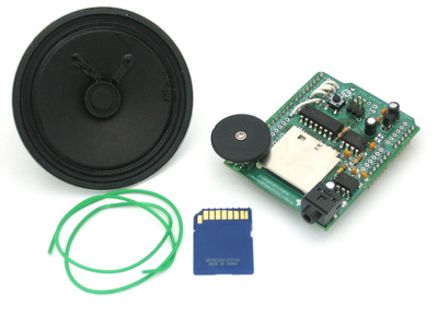 Music & sound add-on pack for Arduino