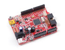 PIC32 Pinguino - PIC32MX440F256H dev board