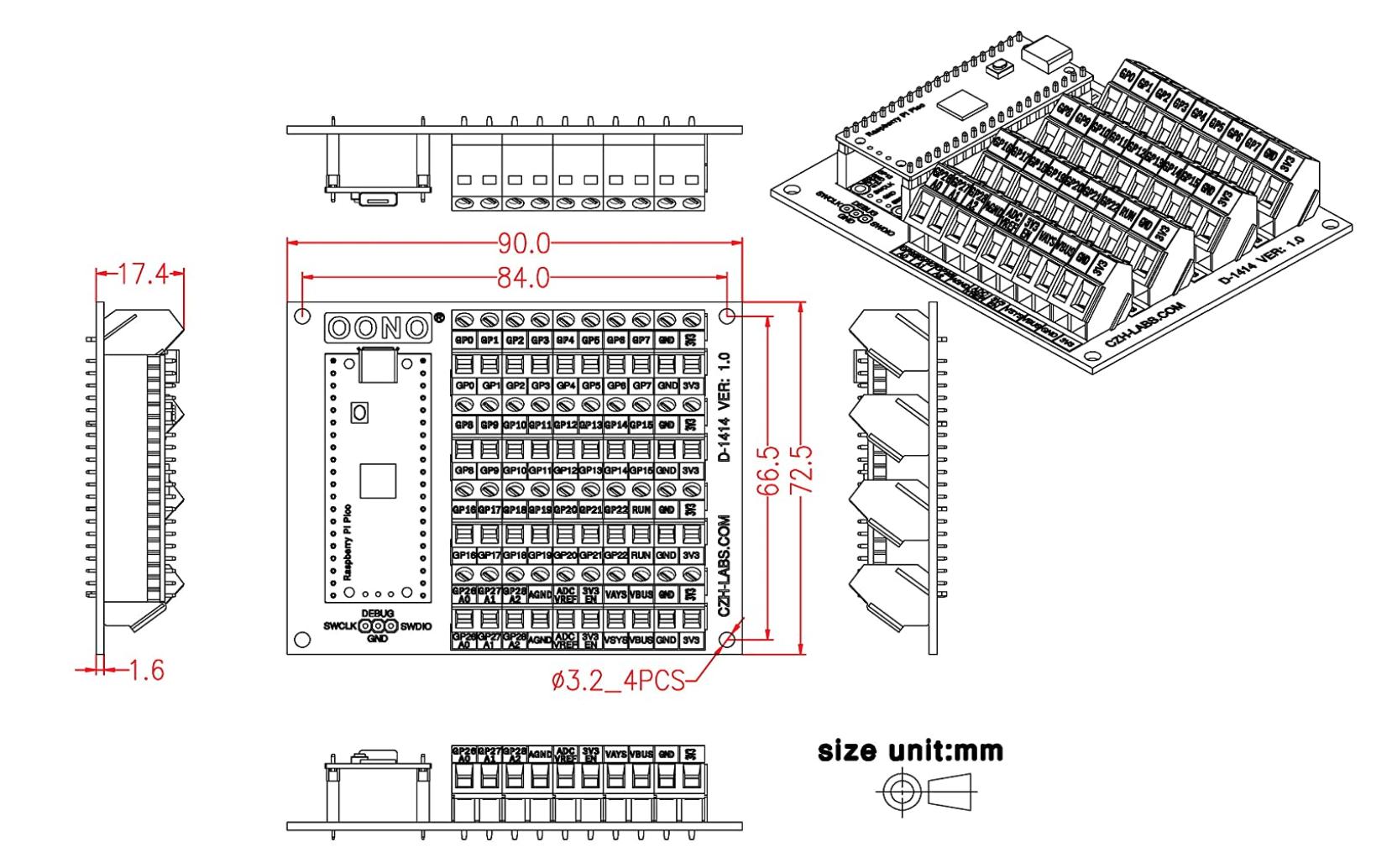 5096 - Adafruit - Adafruit Industries   SemiKart India