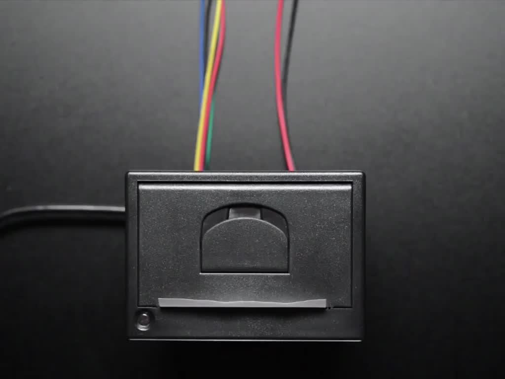 Tiny Thermal Receipt Printer - TTL Serial / USB ID: 2751 - $49 95