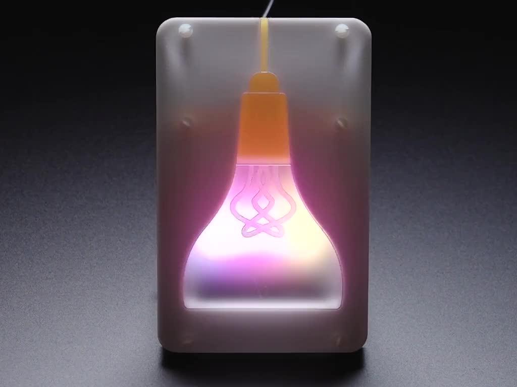 Pimoroni Mood Light - Pi Zero WH Project Kit - V2