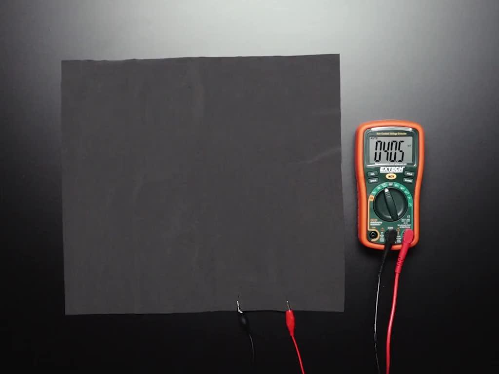Eeonyx Stretchy Variable Resistance Sensor Fabric - LTT-SLPA-20K