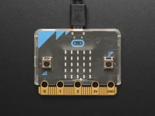 Translucent Snap-on Case for micro:bit