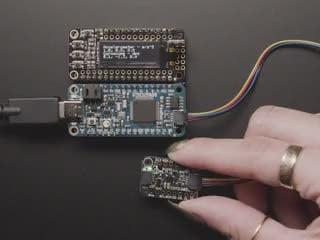 Adafruit ISM330DHCX - 6 DoF IMU - Accelerometer and Gyroscope - STEMMA QT / Qwiic
