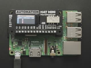 Pimoroni Automation HAT Mini - PIM487