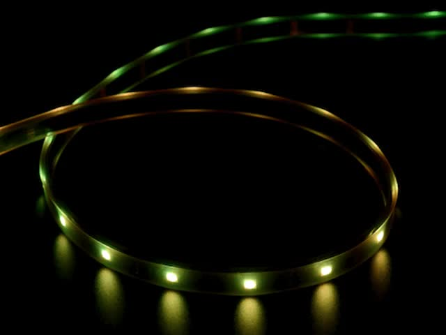 Adafruit DotStar Digital LED Strip - Black 30 LED - Per Meter