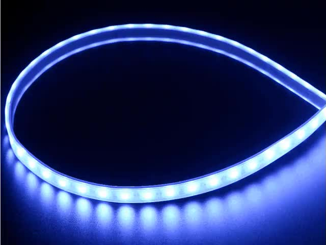 Analog RGBW LED Strip - RGB plus Warm White - 60 LED/m