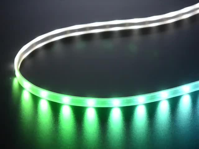Adafruit NeoPixel Digital RGBW LED Strip - Black PCB 30 LED/m