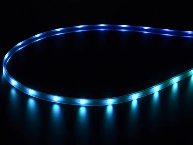 Adafruit Mini Skinny NeoPixel Digital RGB LED Strip - 30 LED/m