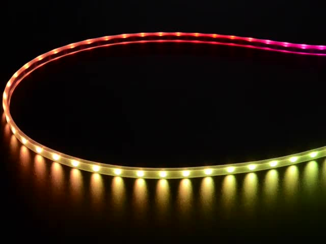 Adafruit Mini Skinny NeoPixel Digital RGB LED Strip - 60 LED/m