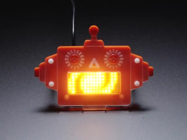 Pimoroni Scroll Bot - Pi Zero W Project Kit