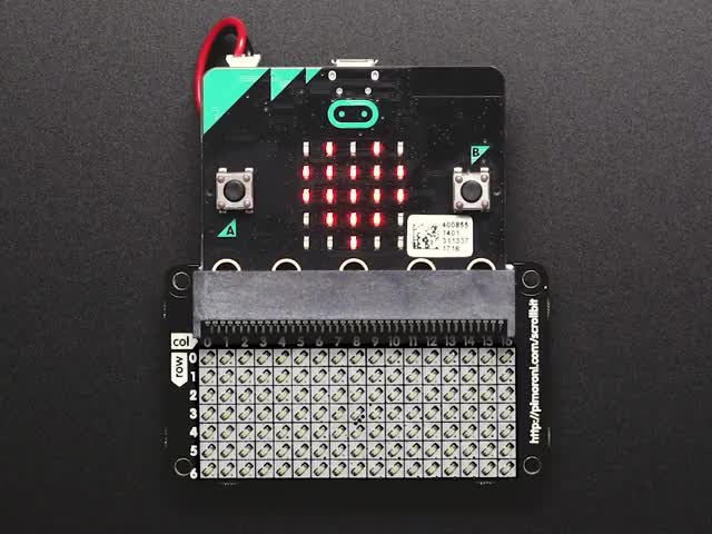 Pimoroni scroll:bit for micro:bit