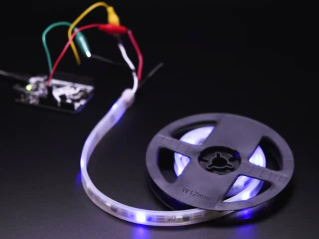 Adafruit NeoPixel UV LED Strip with 32 LED/m