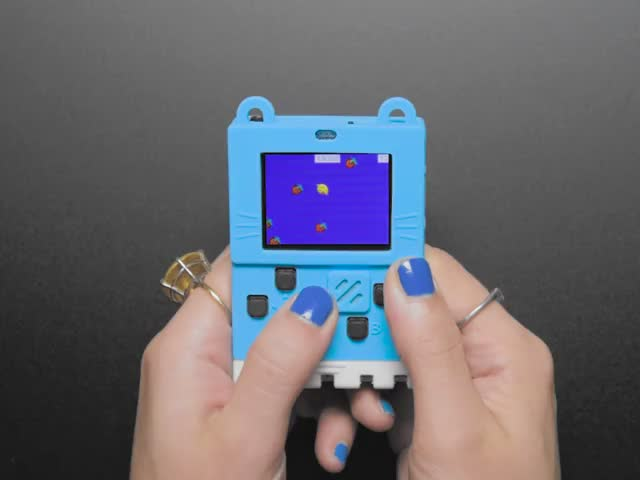 KittenBot Meowbit - Codable Console for MakeCode Arcade