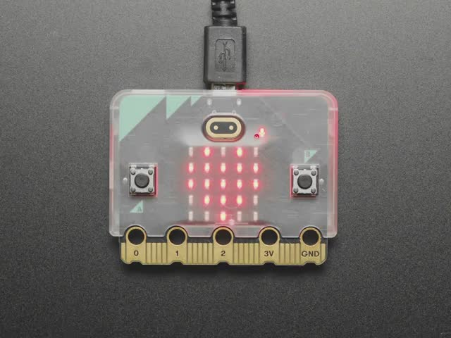 Translucent Snap-on Case for micro:bit V2