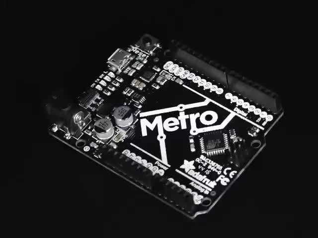 Adafruit METRO 328 Fully Assembled - Arduino IDE compatible