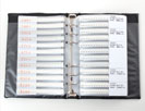 SMT/SMD 0805 Resistor and Capacitor Book - 3725 pieces
