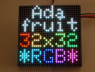 32x32 RGB LED matrix panel
