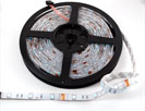 RGB LED weatherproof flexi-strip 30 LED - (1 m)