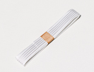 Conductive thread ribbon cable - 1 yard