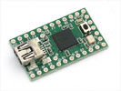 Teensy (ATmega32u4 USB dev board) 2.0